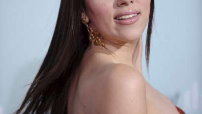 Scarlett Johansson es considerada un 'sex-symbol'. ARCHIVO