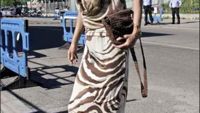 Belén Ordóñez, en una foto tomada el pasado verano (KORPA).