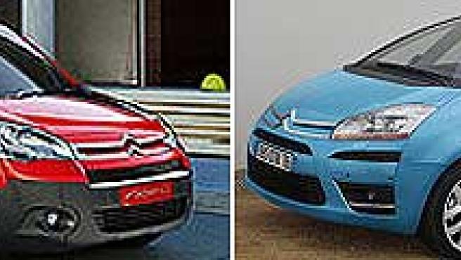 Berlingo y Picasso, los únicos modelos de Citroën que se fabrican en Vigo.