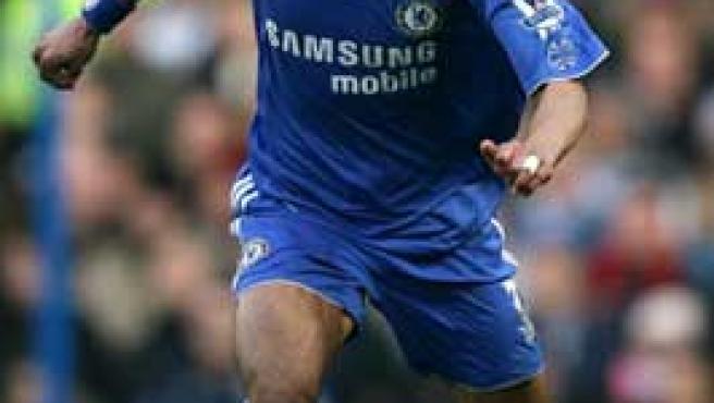Una imagen del jugador del Chelsea.