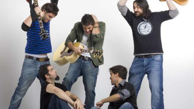La banda de Guadalajara llega con su quinto álbum.
