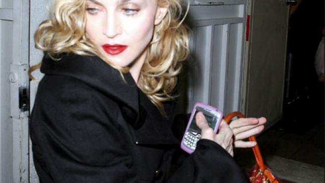 Madonna, en una foto reciente tomada en Nueva York (KORPA).