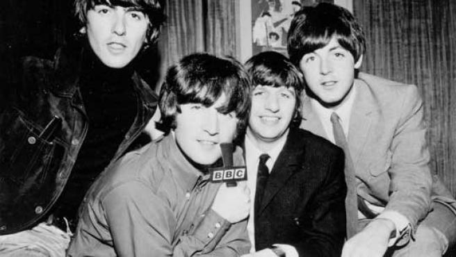 The Beatles en una imagen de archivo.