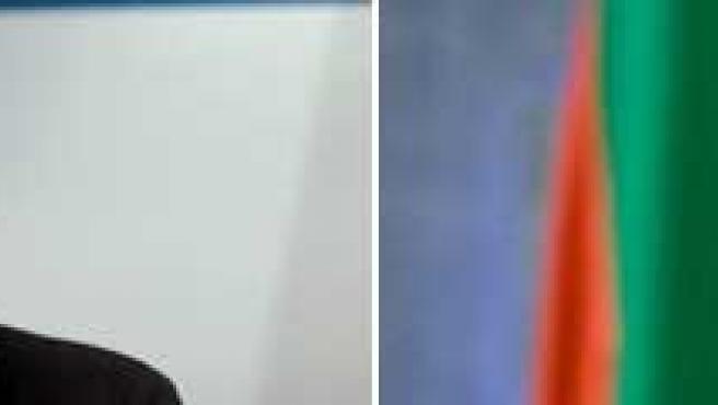 Tanto Patxi López como Ibarretxe quieren ser lehendakari (EFE).