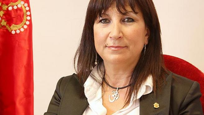 La concejal del PP del Ayuntamiento de Getafe, Blanca Rosa Alcántara.