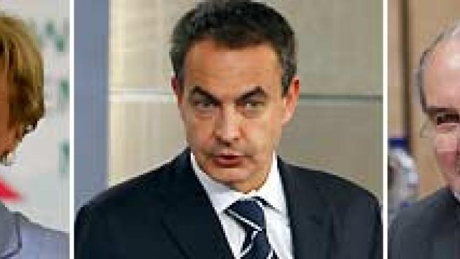 José Luis Rodríguez Zapatero se planeta algunos cambios en su Gobierno. (AGENCIAS).