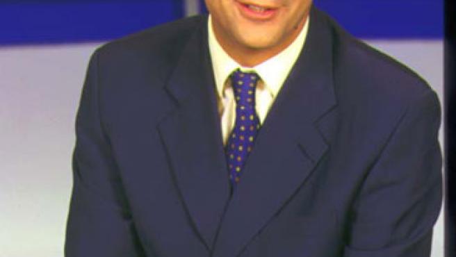 Una imagen de archivo del periodista Manolo Lama.