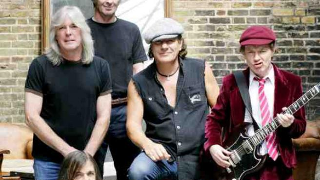 Los míticos de AC/DC tocarán el 4 de abril en el BEC.
