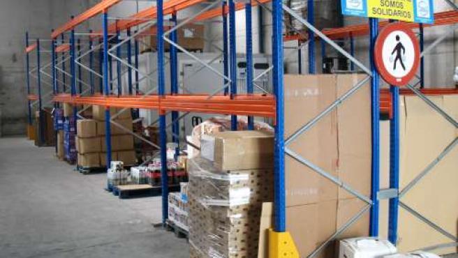 El Banco de Alimentos de Asturias está sin provisiones.