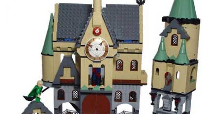Harry Potter será el siguiente héroe Lego con videojuego.
