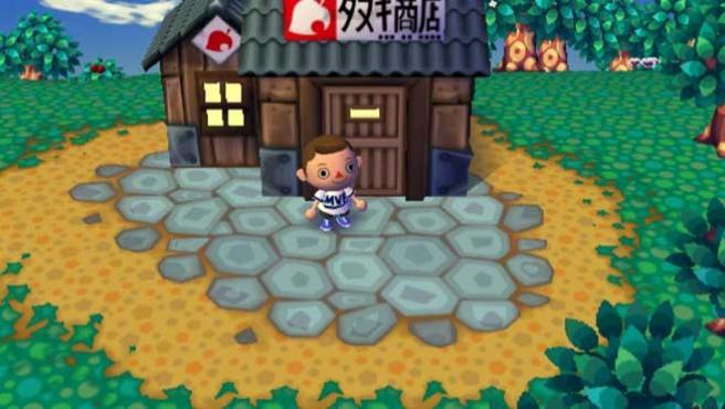 Jugar a Animal Crossing