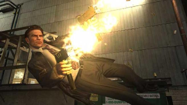 Max Payne se hizo popular por su buen uso del tiempo bala.