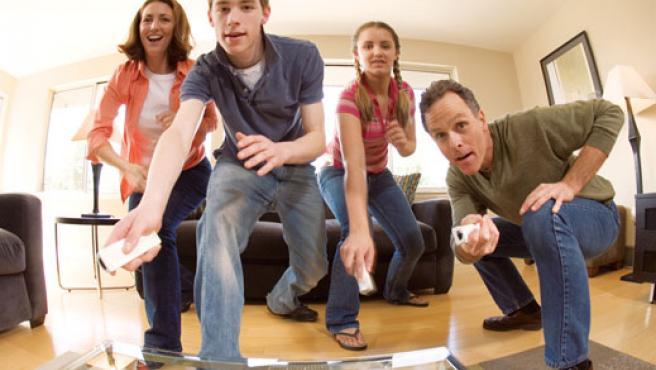 La Wii se ha colado en millones de hogares.