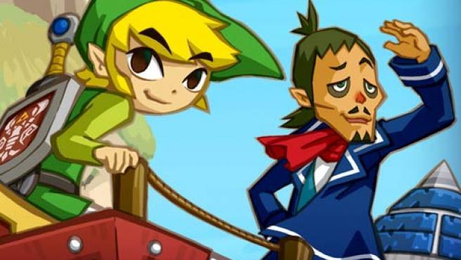 Link volverá a meterse en la doble pantalla de Nintendo DS.