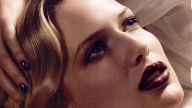 Unos labios pintados son más sugerentes.