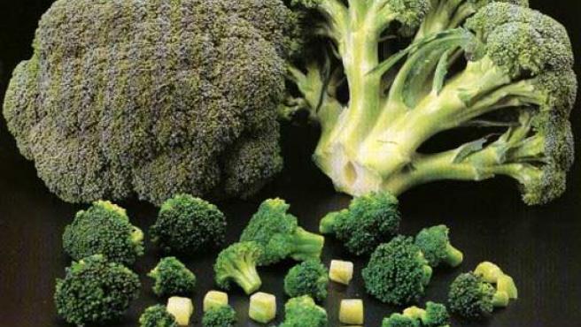 El brócoli es un agente dietético protector.