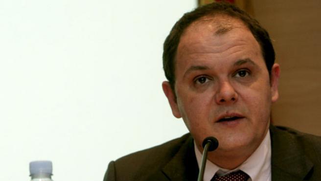 El hasta hoy secretario de Estado de Economía, David Vegara.