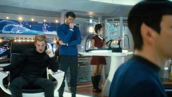 Fotograma de 'Star Trek XI'.