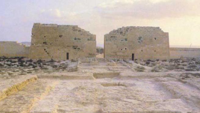 Lugar donde se encontró la estatua de Alabastro de Cleopatra.