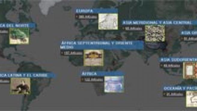 La Biblioteca Digital Mundial ofrece documentos de gran valor histórico.