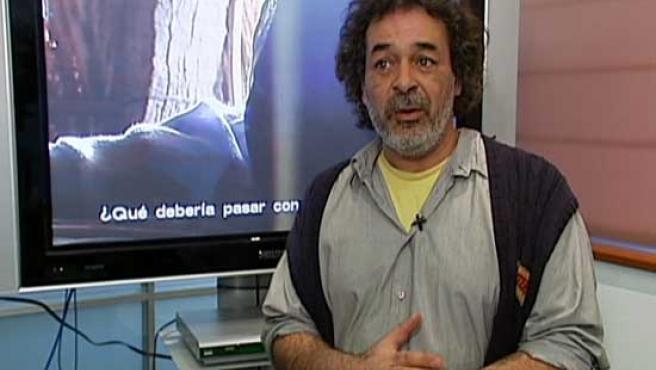 Julio Alonso, uno de los dos periodistas acusados por Sudán de ser enemigo del Islam.