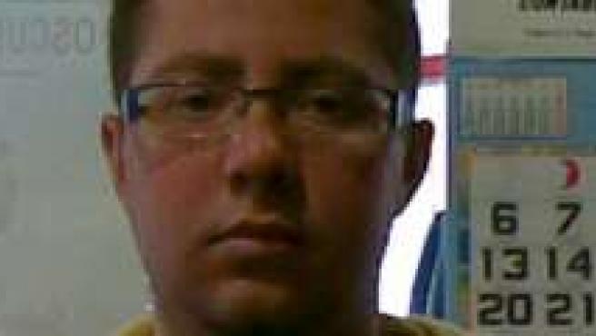 Adrián, joven afectado de fibrosis quística