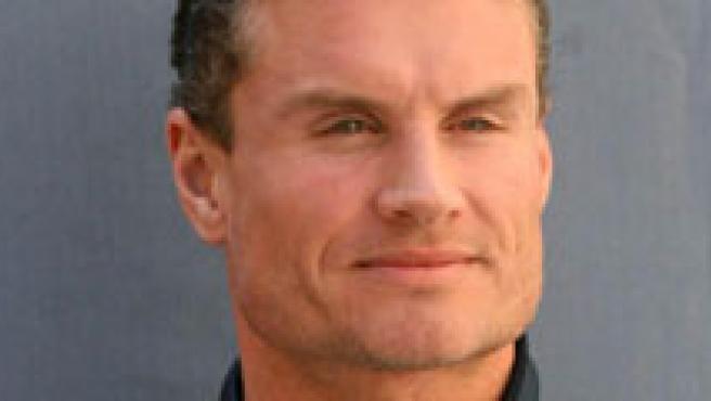 Una imagen del piloto escocés David Coulthard.