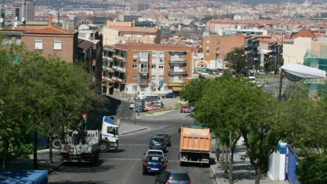 El ruido en el barrio de Vallecas es de los más soportables.