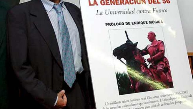 Imagen de archivo de Pablo Lizcano con fecha del 29 de mayo del 2006.