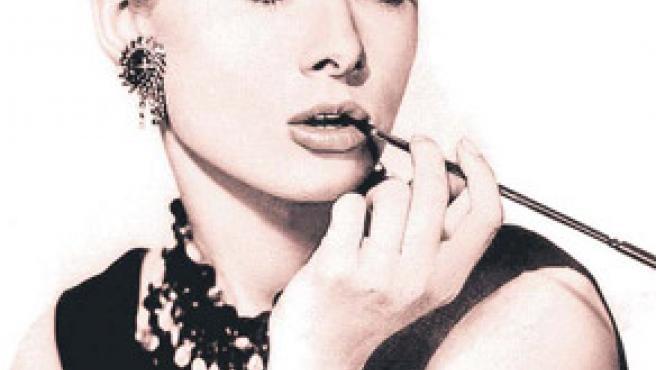 Audrey Hepburn, en 'Desayuno con diamantes'.