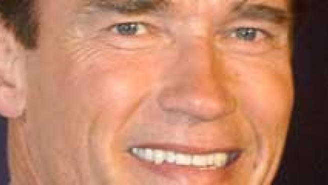 El gobernador de California Arnold Schwarzenegger.