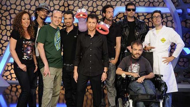 El equipo de 'El Hormiguero'.