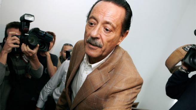 El ex alcalde de Marbella, Julián Muñoz.