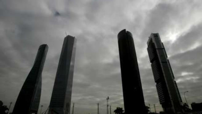 Imagen de archivo de las Cuatro Torres.