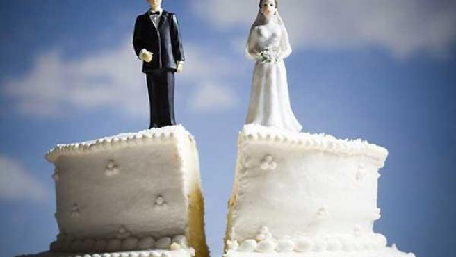 Menos divorcios, pero más conflictivos.