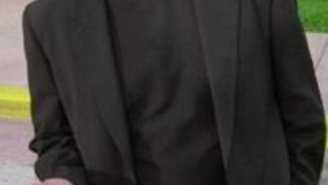 El sacerdote católico Alberto Cutié.