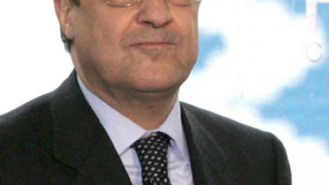 Florentino Pérez, en su etapa como presidente del Real Madrid.