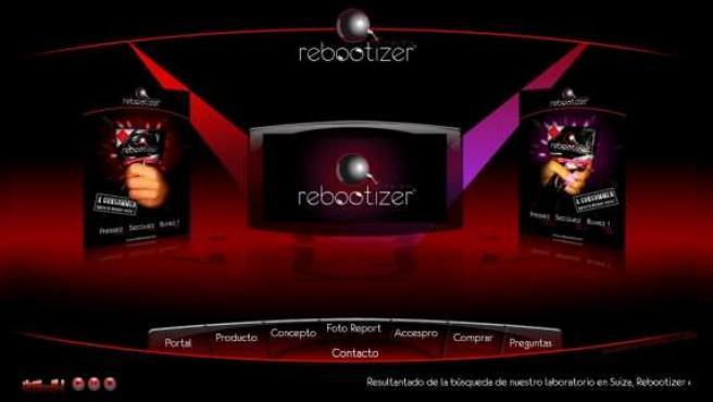 Rebootizer minimiza los efectos del alcohol.