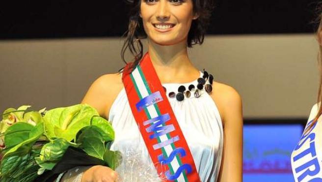 Ane Mendizabal, Miss Euskadi 2009.