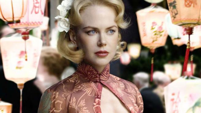 Nicole Kidman en una escena de 'Australia'.