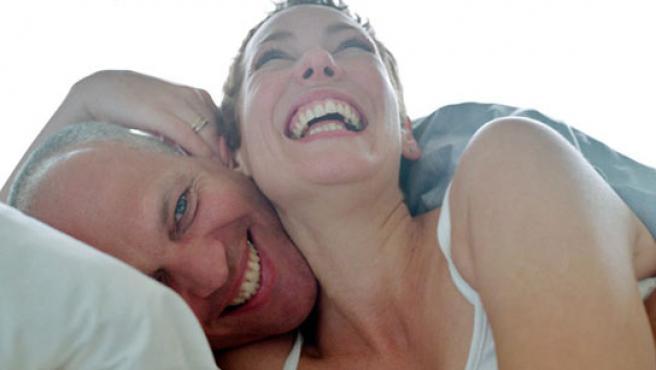 La capacidad de fantasear durante el sexo y la sensación de control del acto, están relacionas con el placer.