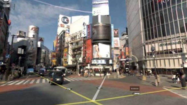 Google rehará su Street View para Japón.