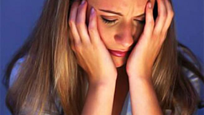 La mujer es más sensible a la depresión que los varones.