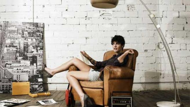 La cantante Vega en una imagen promocional.