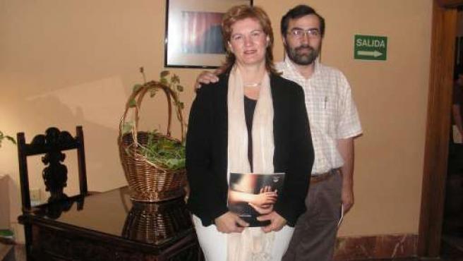 Toñi y su marido tienen 4 niños con ellos