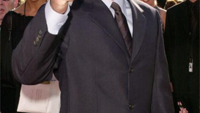 Rob Lowe, con un problema menos.