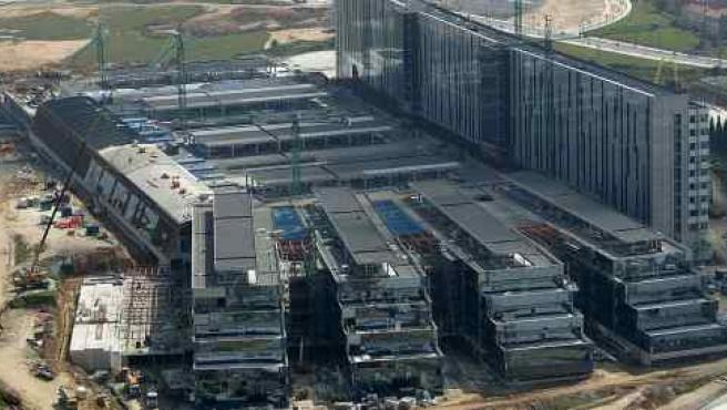 El nuevo HUCA estará terminado en mayo de 2010