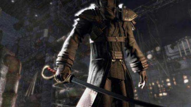 Imagen dek videojuego 'Damnation'.