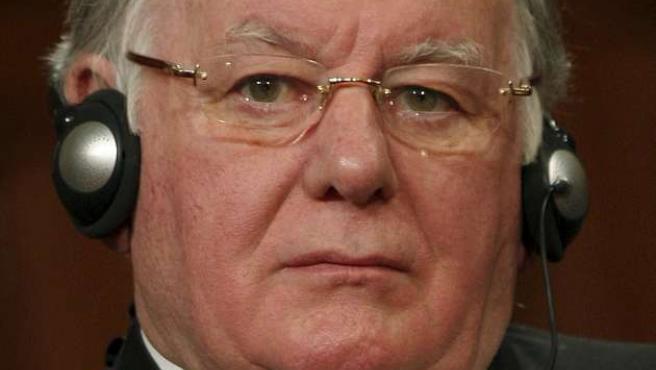 Michael Martin, ex presidente de la Cámara de los Comunes.