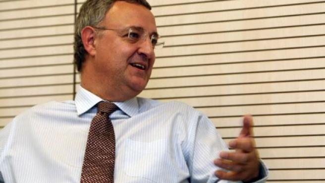 Jesús Caldera, promotor de la macrofundación del PSOE.